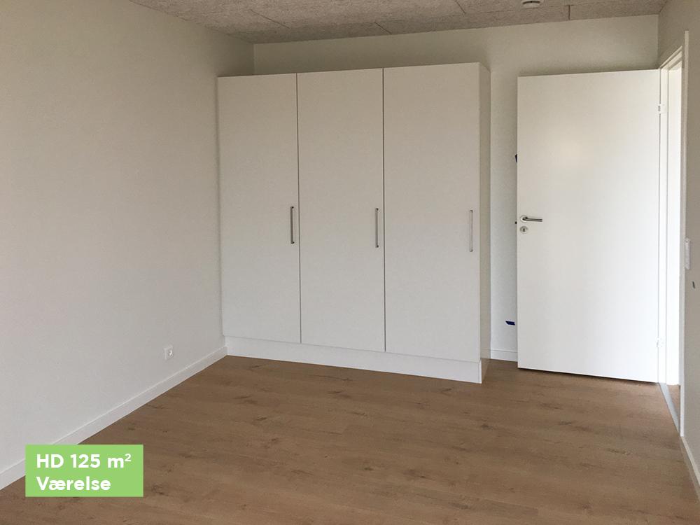 5 værelses lejlighed til leje